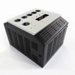 Elektronikgehäuse hinterlüftet für Medientechnik